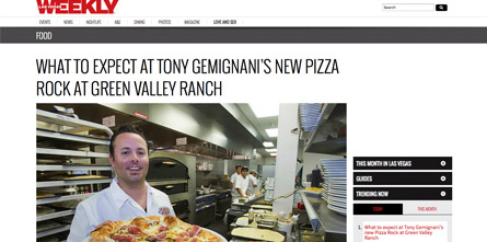 What to expect at Tony Gemignani's new Pizza Rock at Green Valley Ranch