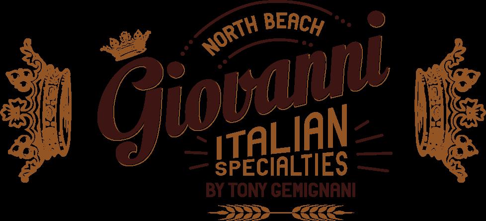 Giovanni Italian Specialties by Tony Gemignani