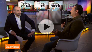 Bloomberg - Taking Stock