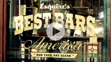 Best Bars In America Booze and Food